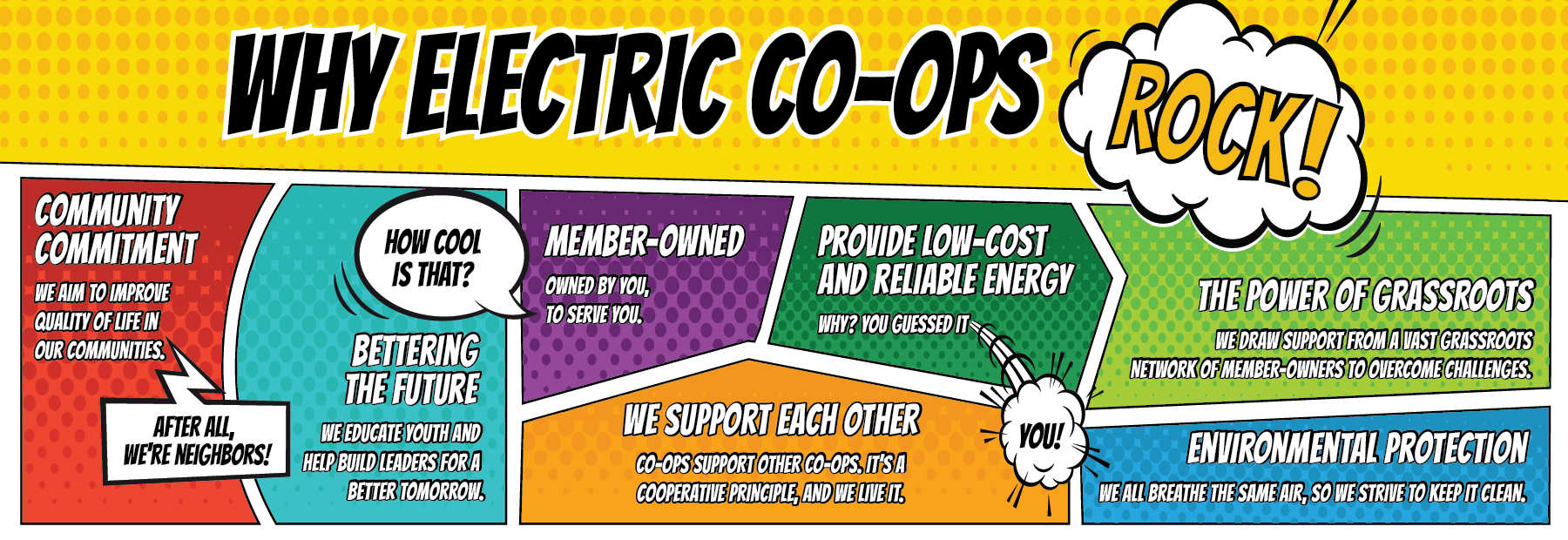 Why Co-ops Rock!